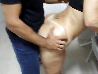 Rubia va sexooralcasero