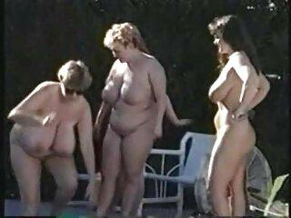 Bondage chica con grandes porno casero romantico tetas negro envolver en la mano