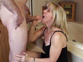 HD video de sexo Muriel jadeó mientras sexo casero trios babeaba