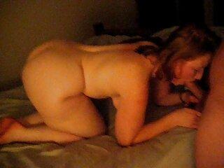 Rubia adolescente salón de video prono casero masaje sexo